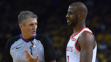 Scott Foster, Chris Paul