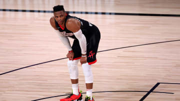 Russell Westbrook, Houston Rockets v Los Angeles Lakers - Game Five
