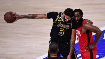 Anthony Davis, James Harden