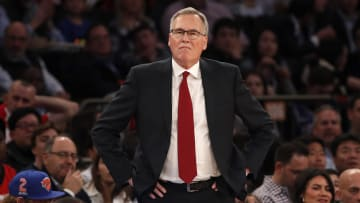 The Houston Rockets should retain Mike D'Antoni after the season.