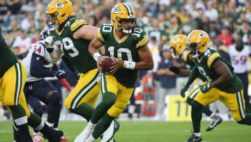 Jordan Love's uneven play hasn't inspired Packers' brass yet.