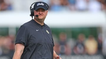 Josh Heupel is the new head coach at Tennessee.