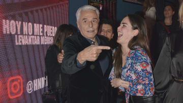 Enrique Guzmán es acusado de abuso por su nieta Frida Sofía