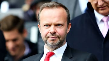 Ed Woodward resigned as vice-chairman of Manchester United