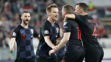 Croatia are looking to cause more upsets at Euro 2020