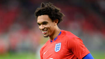 Alexander-Arnold has opened up on missing Euro 2020