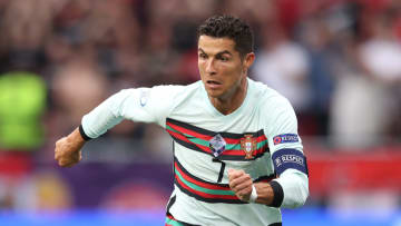 Ronaldo has become the Euros all-time top scorer