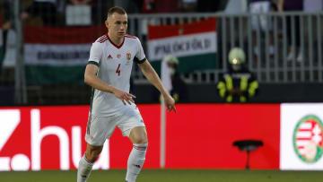Szalai, Macaristan Milli Takımı ile EURO 2020'de yer alan isimlerden biri.