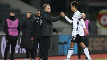 Deutschland will unter Bundestrainer Hansi Flick wieder an erfolgreiche Zeiten anknüpfen