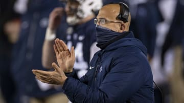 James Franklin will look to prove that last year's season was an unfortunate fluke.