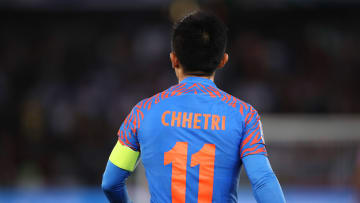Sunil Chhetri with 74 international goals is second in the list of highest active goalscorers behind Cristiano Ronaldo