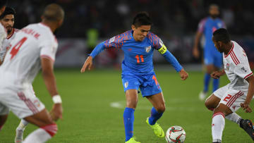India v United Arab Emirates - AFC Asian Cup Group A