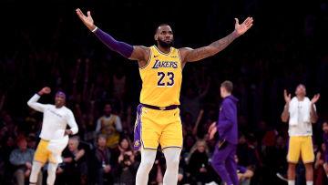 LeBron James será agente libre en el 2023