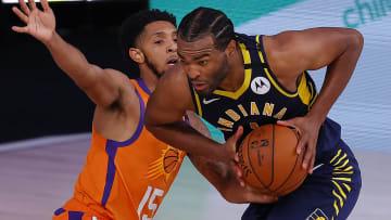 T.J. Warren, Indiana Pacers v Phoenix Suns