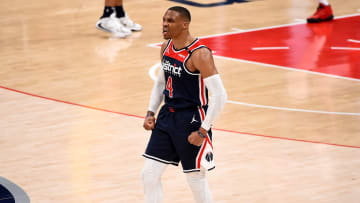 Russell Westbrook se lució con implacable triple doble ante Pacers