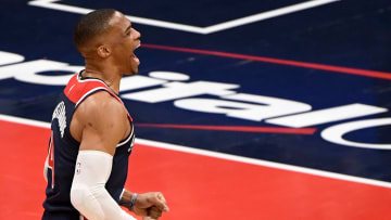 Russell Westbrook has led the Wizards into the No. 9 seed in the East.
