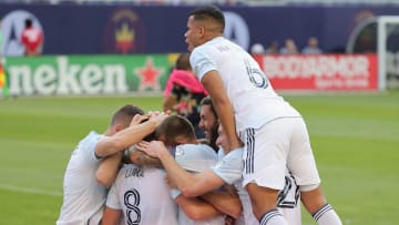 Chicago Fire FC finally win their first match of the 2021 MLS season against Inter Miami