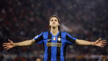 Zlatan Ibrahimovic was an Inter man before AC Milan