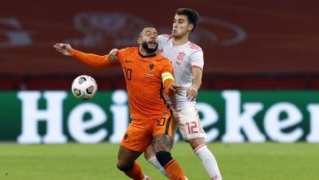 "International friendly match""The Netherlands v Spain"""