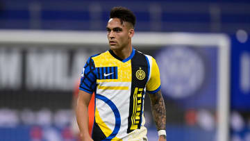 Antonio Conte furiously confronted Lautaro Martinez after the striker kicked at a water bottle