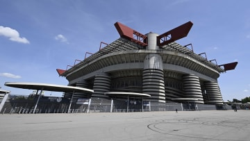 Lo stadio San Siro
