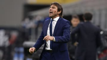Antonio Conte oversaw defeat in the Champions League to Real Madrid on Wednesday night