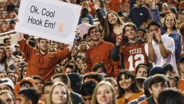 Texas football fans are a special breed