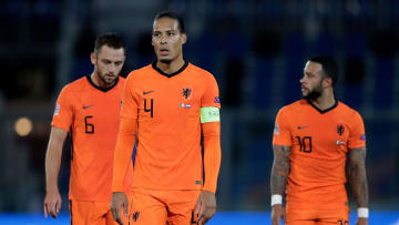 Italy  v Holland  -UEFA Nations league
