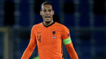 Virgil van Dijk has decided not to play for Netherlands at Euro 2020