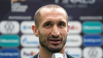 Chiellini has defended his country after a number of racist incidents