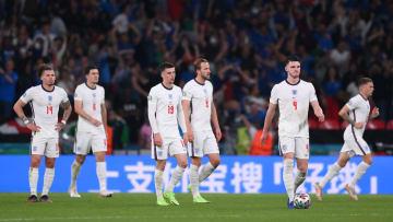 خسرت إنجلترا في نهائي يورو 2020