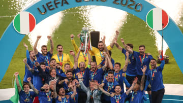 Italy won the cup but who were the other winners?