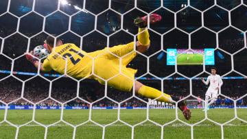 Gianluigi Donnarumma was Italy's hero in the EURO 2020 final