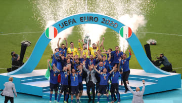 Italy are the champs