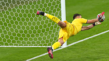 Donnarumma was immense for Italy