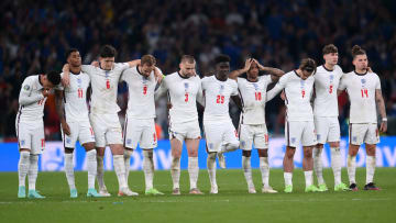 Members of the England squad were racially abused on social media