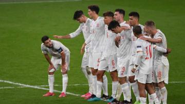 España eliminada en semifinales de la Eurocopa