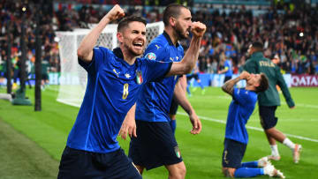 Italy will face England in the Euro 2020 final