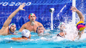 Montenegro vs Italy prediction, odds, betting lines & spread for men's Olympic water polo game on Saturday, August 7.