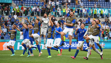 Italy will be looking to progress through to the quarter-finals with a win over Austria this weekend