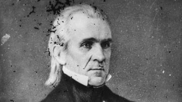 James K. Polk, who is properly rated.