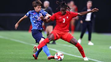 Chile vs Canada Olympic women's soccer odds & prediction.