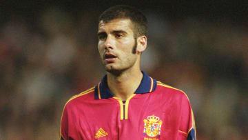 El español Josep Guardiola jugó con Dorados de Sinaloa dejando todo en el terreno de juego, sin embargo, perdieron la categoría.