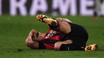 Zlatan Ibrahimovic fällt aus