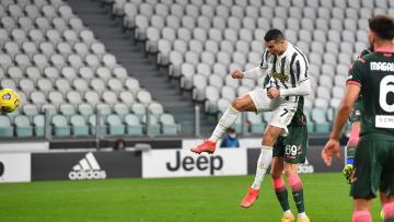 Cristiano Ronaldo une nouvelle fois héros de la Juventus face à Crotone.