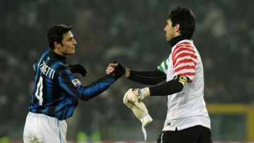 Gianluigi Buffon, Javier Zanetti