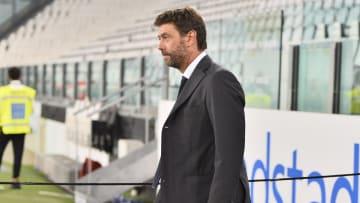 Juventus chairman Andrea Agnelli still defends the super league