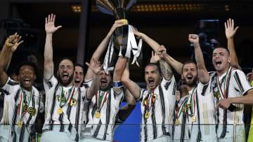 Juventus está em vias de perder o domínio em solo italiano