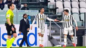 Ronaldo celebrates his opening goal