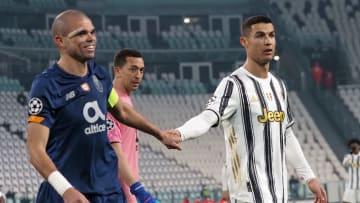 Juventus v FC Porto - UEFA Champions League